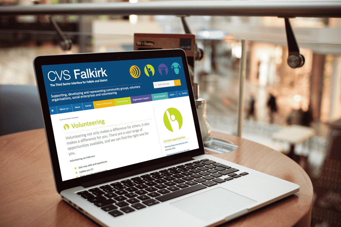 CVS- Falkirk Website
